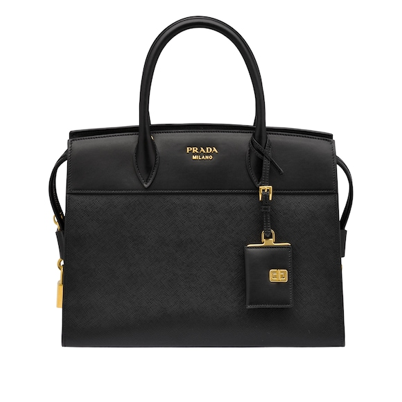 Esplanade leather bag
