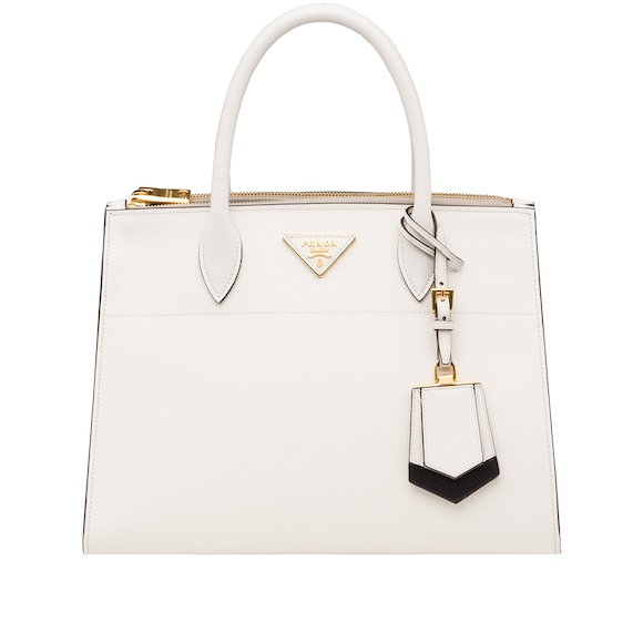 Prada Paradigme Saffiano Leather Bag