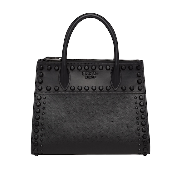 Prada Paradigme leather bag
