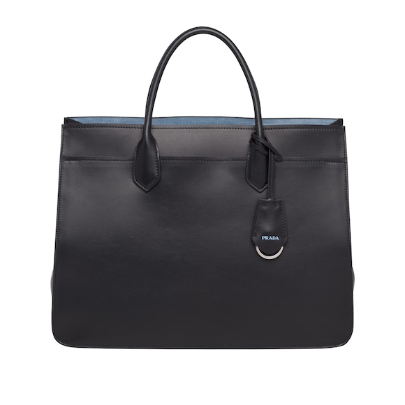 Prada Dual leather bag