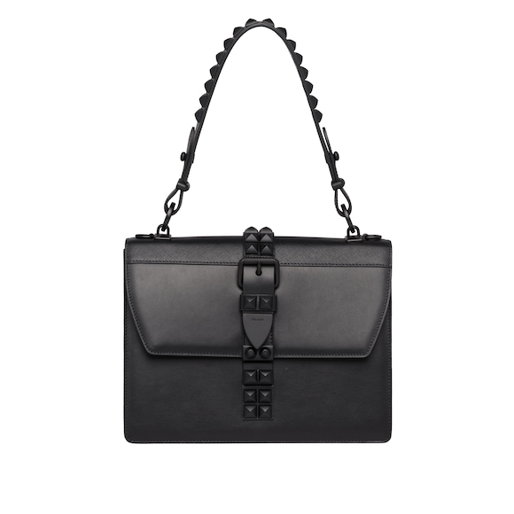 Prada Elektra Leather shoulder bag
