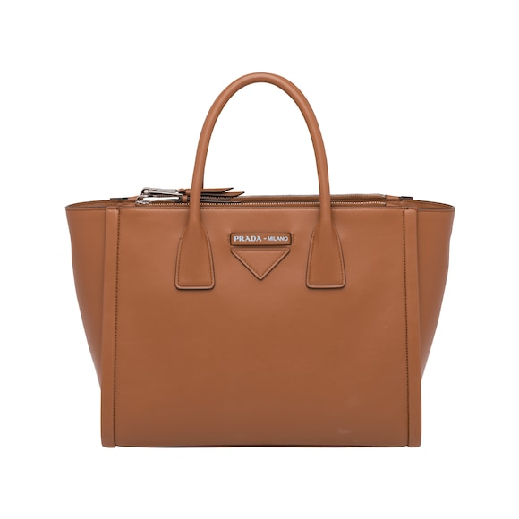 Prada Concept Leather handbag