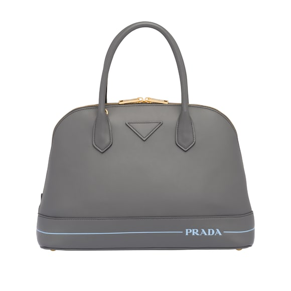 Prada Mirage large leather bag