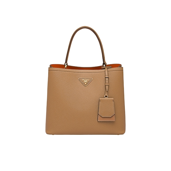 Prada Double Saffiano leather bag