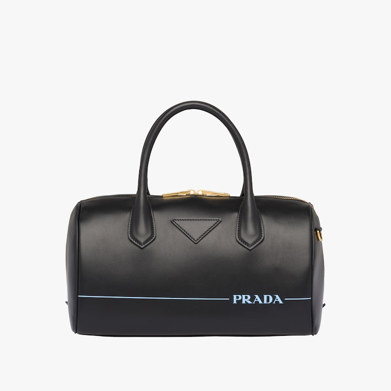 Prada Mirage Leather Bag