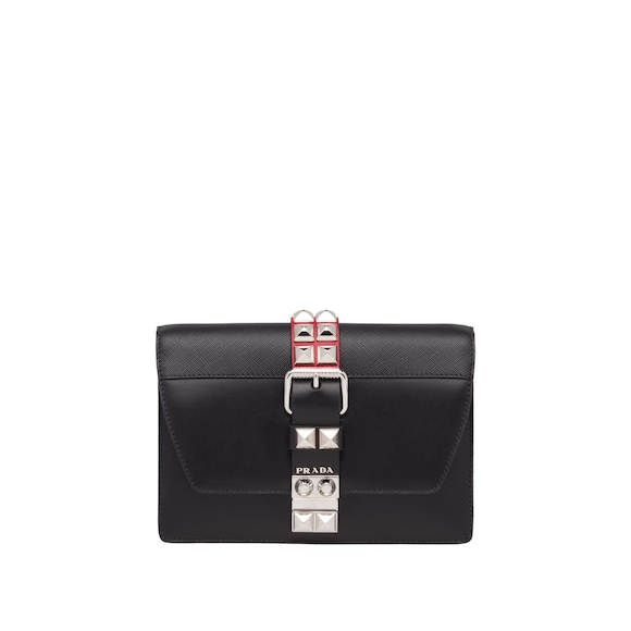 Prada Elektra leather bag