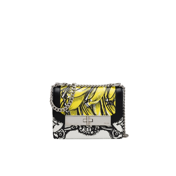 Prada Séverine printed leather bag