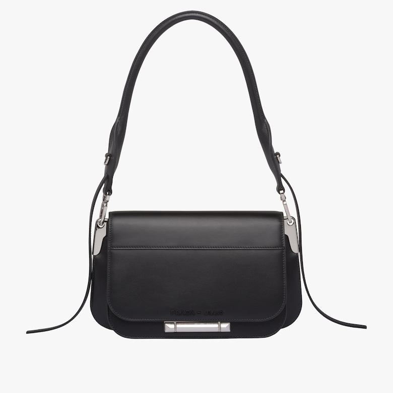 Prada Sybille leather shoulder bag
