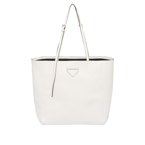 Prada Concept Medium leather tote