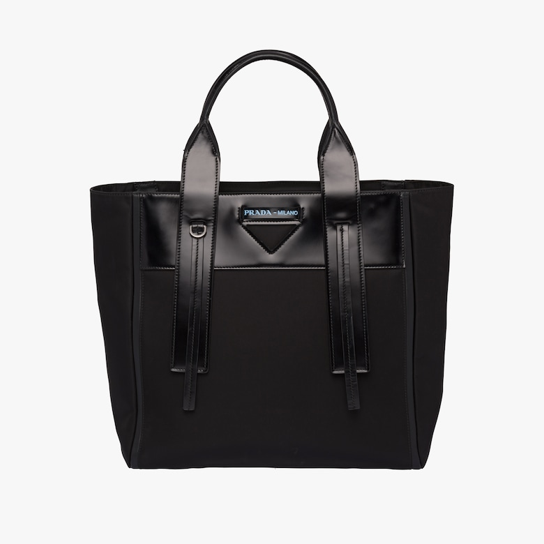 Prada Ouverture medium nylon bag