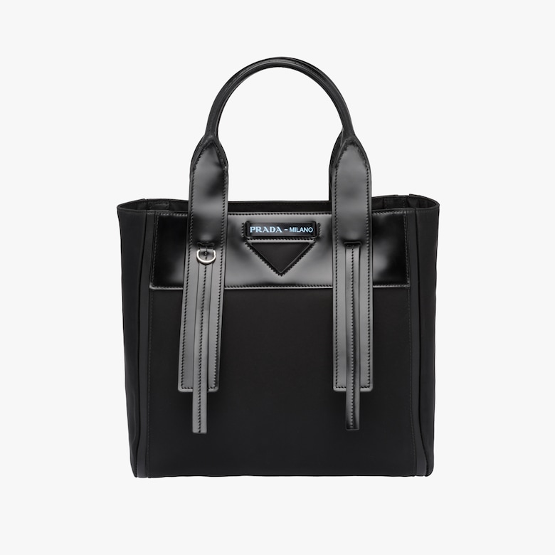 Prada Ouverture small nylon bag
