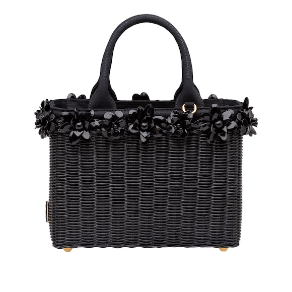 Wicker Handbag