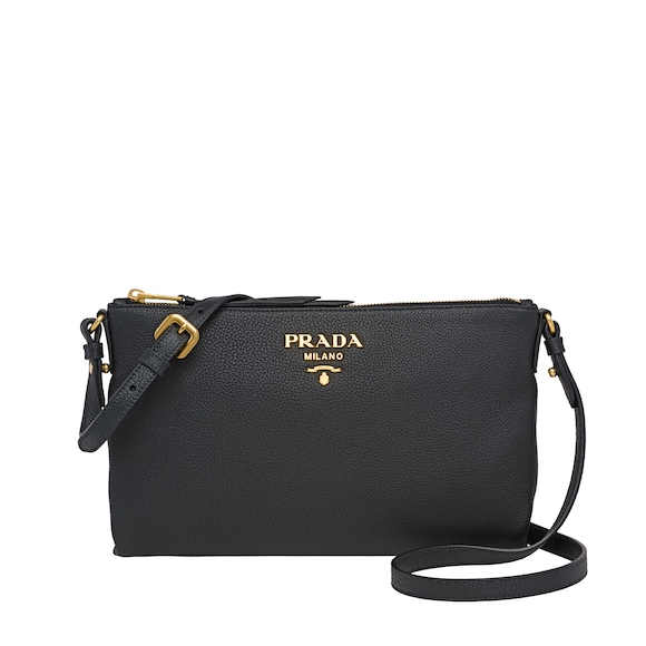 Calf leather bag