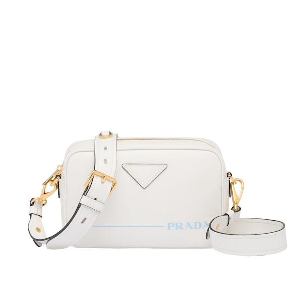 Prada Mirage leather shoulder bag