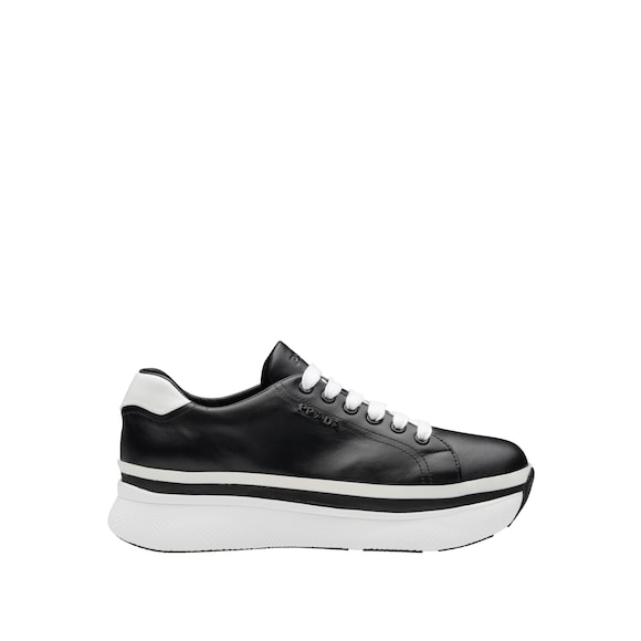 Prada Move calf leather sneakers