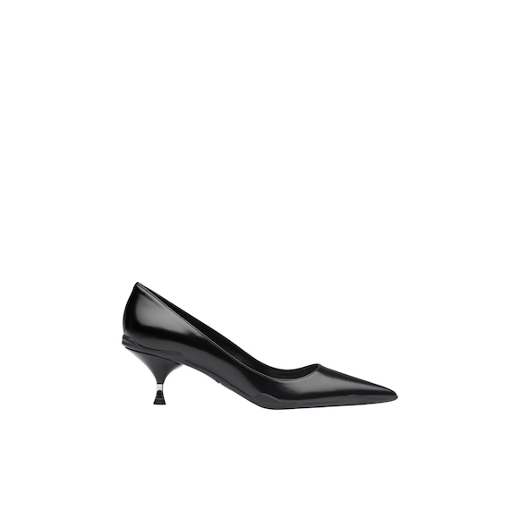 Opanca Leather Pumps