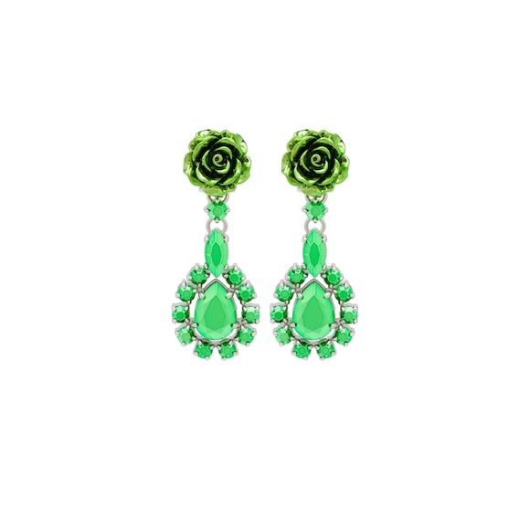 Orecchini Prada Rose Jewels