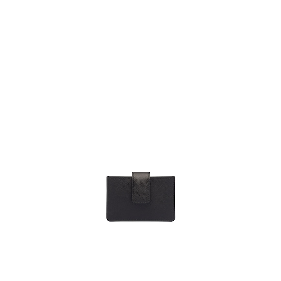 Saffiano Leather Cardholder