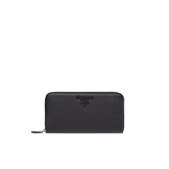 Saffiano Leather Wallet