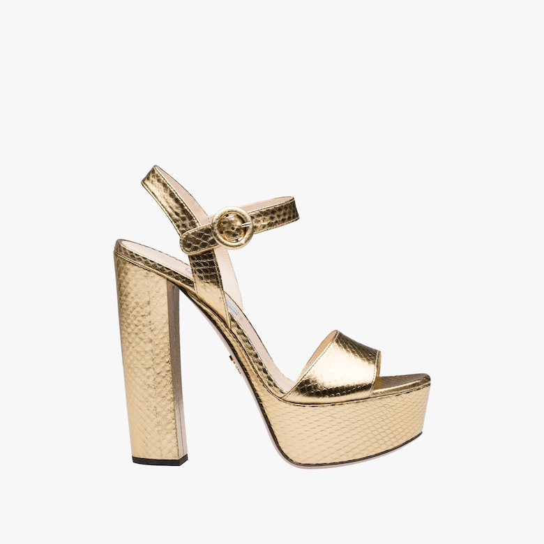 Ayers leather sandals