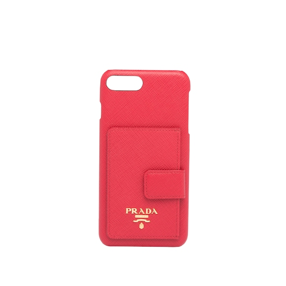 Saffiano case for iPhone 7 and 8 Plus