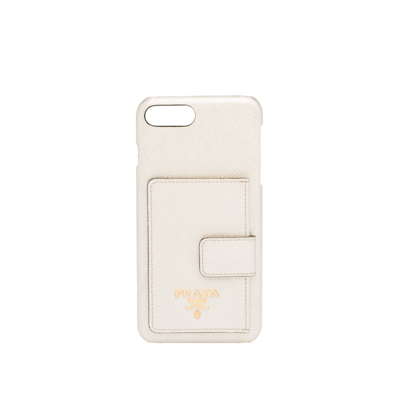 Cover in Saffiano per iPhone 7 e 8 Plus