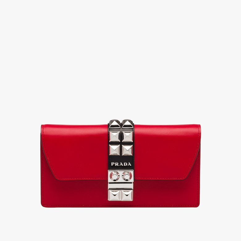 Prada Elektra Leather Mini Bag