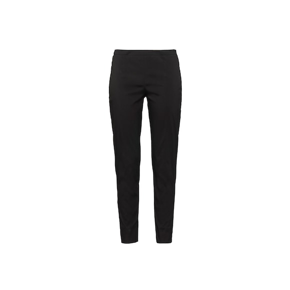 Pantalon en coton stretch