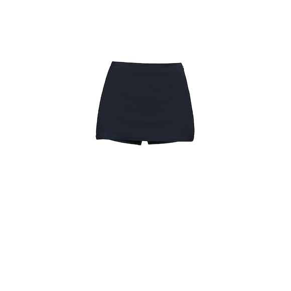 Stretch cotton shorts