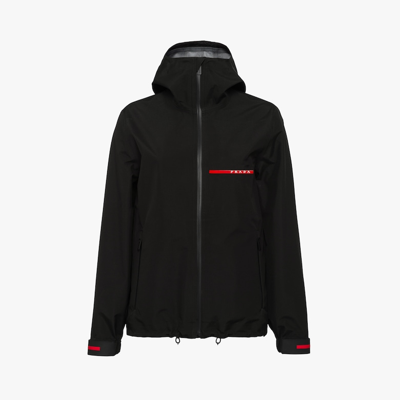 Active nylon jacket