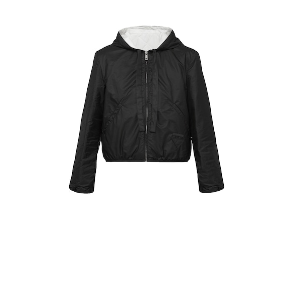 Nylon Blouson Jacket