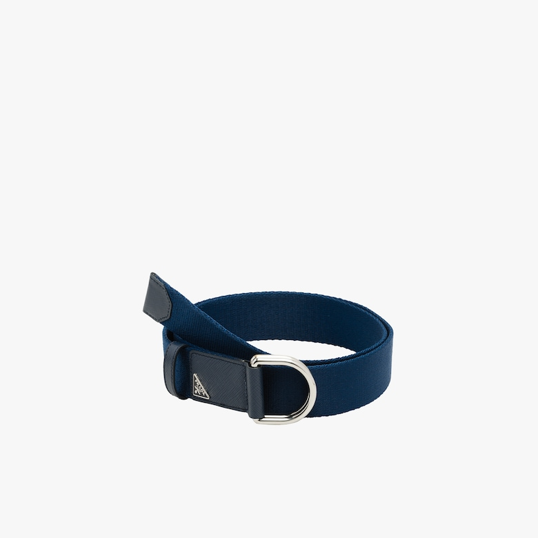 Technical fabric belt