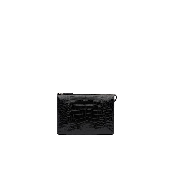 Crocodile Leather Case