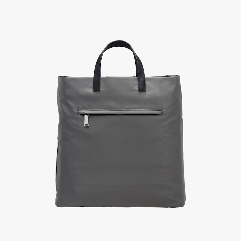 Technical fabric tote