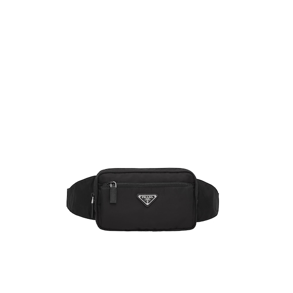 Nylon Belt Bag by Prada