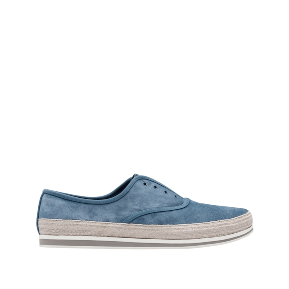 Slip-on en veau velours