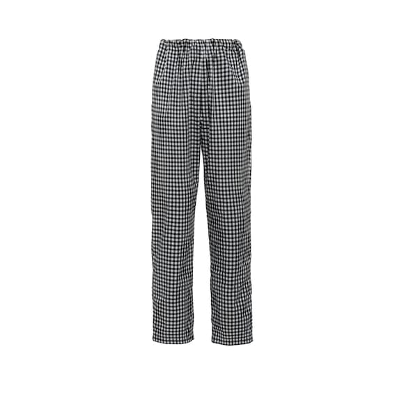 Pantalon à carreaux Vichy