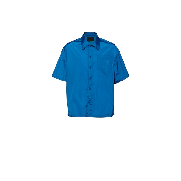 Technical fabric shirt