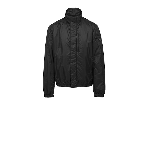 Feather Nylon windbreaker