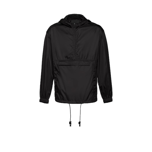 Packable caban jacket