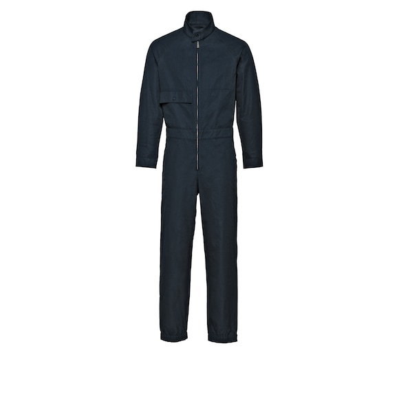 Cotton jump suit
