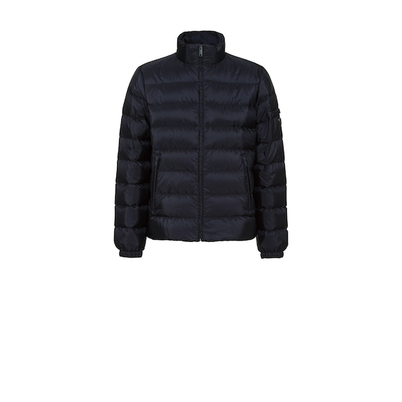 Feather Nylon puffer jacket