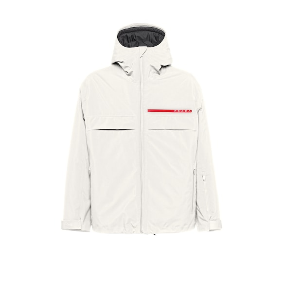 Professional Technical Fabric Jacket by Prada