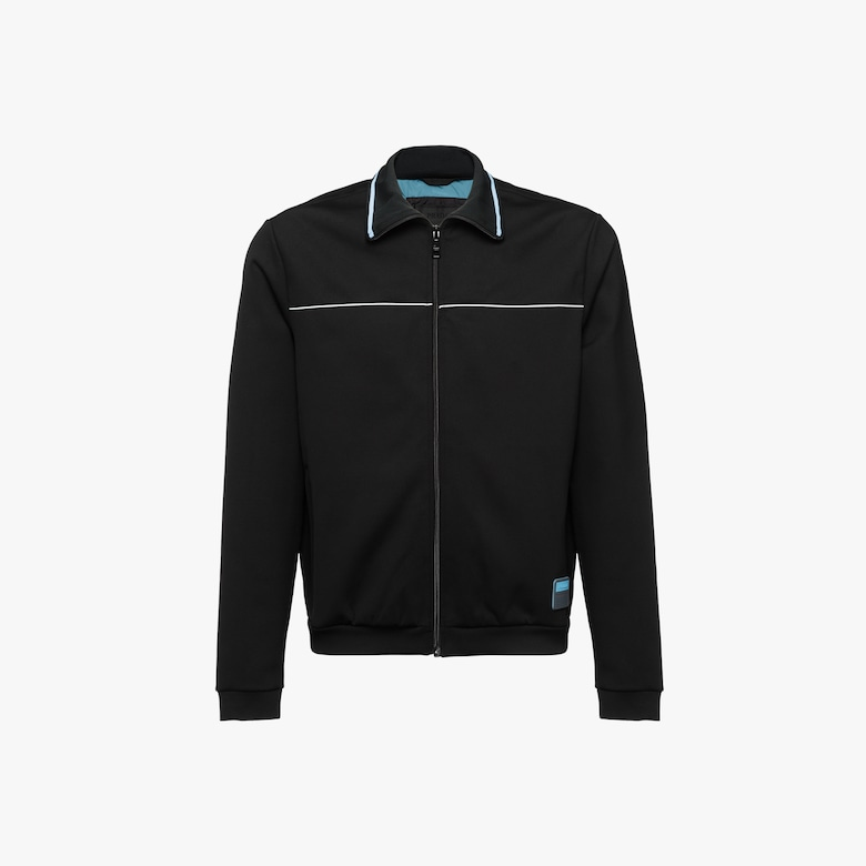 Technical fleece jacket