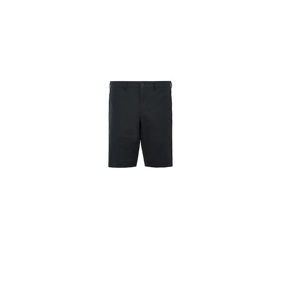 Light Stretch Techno Fabric Bermudas
