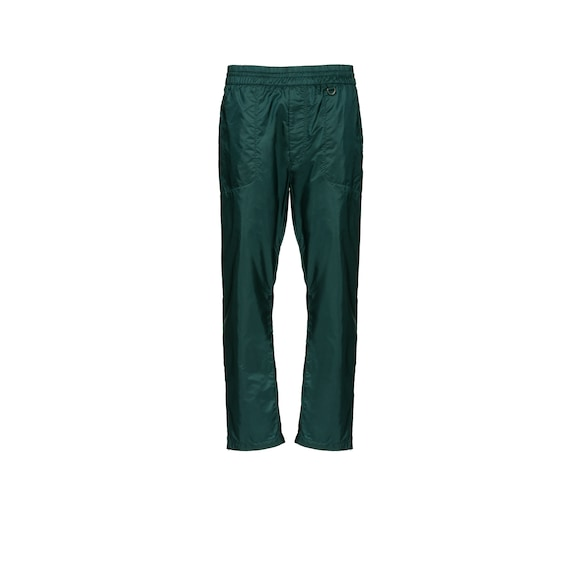 Feather Nylon trousers