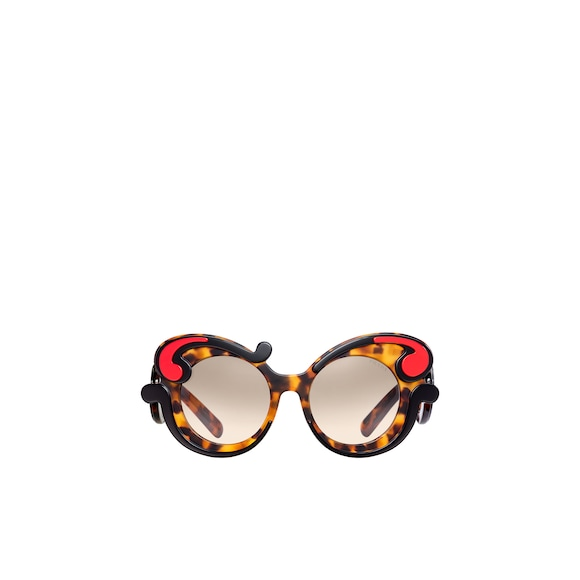 Prada Minimal-Baroque Eyewear