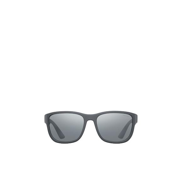 Prada Linea Rossa Flask eyewear