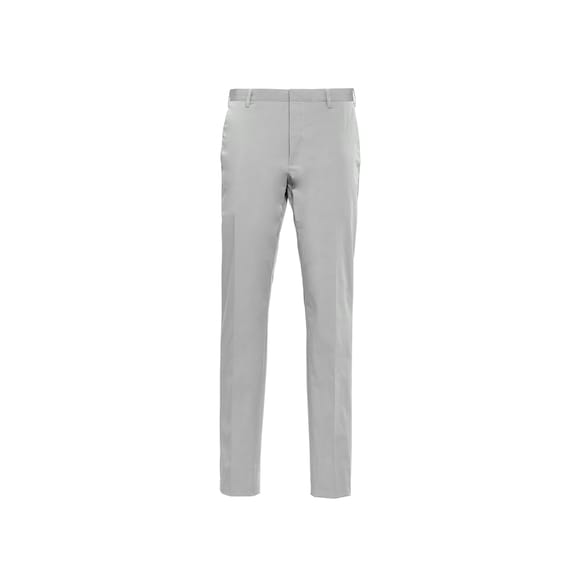 Pantalon en coton technique