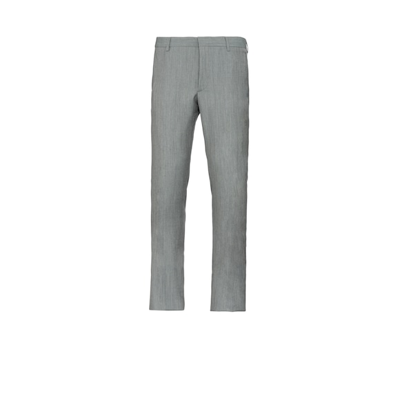 Light mohair trousers